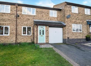 Thumbnail 3 bed terraced house for sale in Foston Gate, Wigston, Leicester, Leicestershire