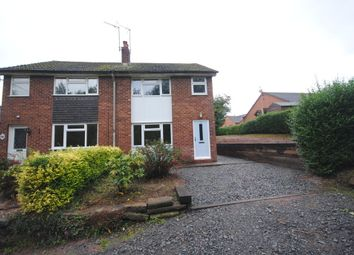 Thumbnail 3 bed semi-detached house to rent in Victoria Mill, Market Drayton, Shropshire