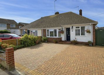 Thumbnail 2 bedroom semi-detached bungalow for sale in Westlands Road, Greenhill, Herne Bay, Kent