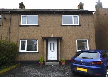 Thumbnail 3 bed semi-detached house for sale in Rydal Road, Ulverston, Cumbria