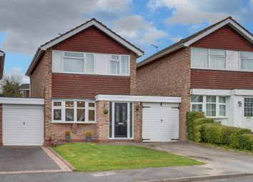 Thumbnail 3 bed detached house for sale in Charlecote Close, Ipsley, Redditch