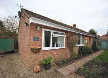 Thumbnail 4 bedroom detached bungalow for sale in Stefel, Folgate, Wreningham