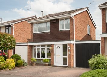 Thumbnail 3 bed link-detached house for sale in Adonis Close, Tamworth