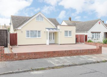 Thumbnail 3 bed detached bungalow for sale in David Avenue, Cliftonville, Margate