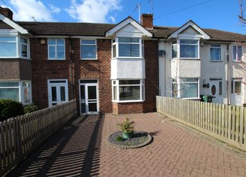Thumbnail 3 bedroom terraced house for sale in St. James Lane, Coventry