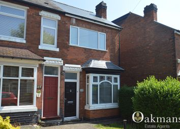 Thumbnail 3 bed semi-detached house for sale in Gristhorpe Road, Birmingham, West Midlands.