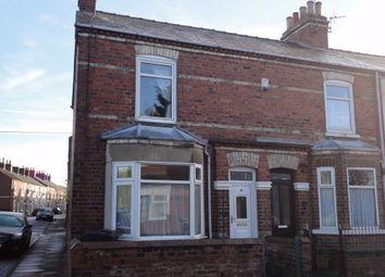 Thumbnail 1 bed flat to rent in Garnet Terrace, Leeman Road, York