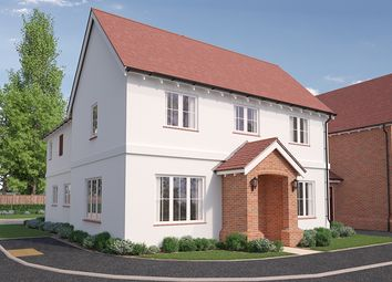 Thumbnail 4 bedroom detached house for sale in Crockford Lane, Chineham, Basingstoke, Hampshire