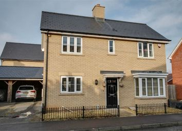 Thumbnail 3 bed detached house for sale in New Farm Road, Stanway, Colchester