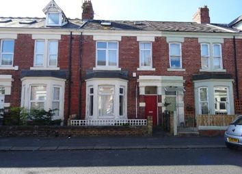 Thumbnail 5 bedroom terraced house for sale in Cheltenham Terrace, Newcastle Upon Tyne