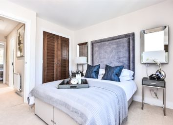 Thumbnail 2 bed flat for sale in Bisley, Woking, Surrey
