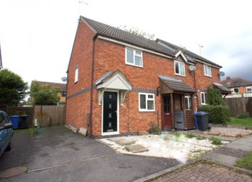 Thumbnail 2 bed end terrace house to rent in Bowlees Court, Littleover, Derby
