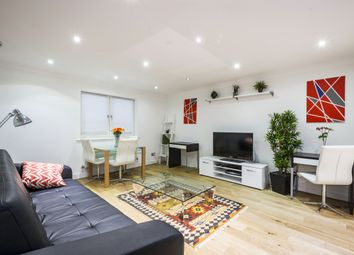 Thumbnail 1 bed flat to rent in Globe View, High Timber Street, London