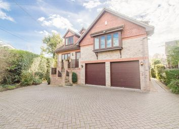 Thumbnail 3 bed detached house to rent in Ham Island, Old Windsor, Berkshire