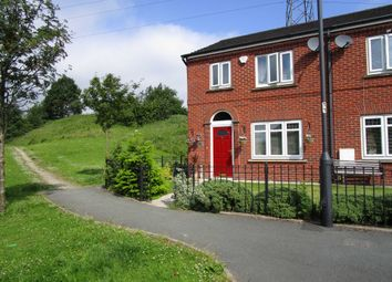 Thumbnail 3 bed mews house for sale in Rosebay Close, Royton, Oldham
