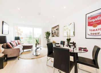 Thumbnail 1 bed flat for sale in Lakeside Drive, Ealing
