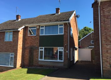 Thumbnail 3 bed property to rent in Marlowe Road, Stafford