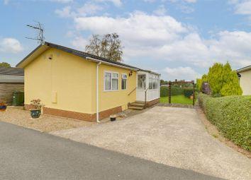 Thumbnail 2 bed mobile/park home for sale in Mcclelland Avenue, Killarney Park, Nottinghamshire