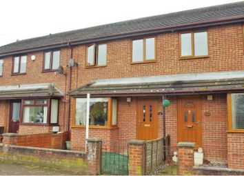 Thumbnail 3 bed terraced house for sale in Roman Road, Leeming Village