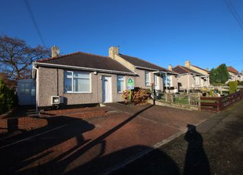 Thumbnail 2 bed bungalow for sale in West Crescent, Chopwell, Newcastle Upon Tyne
