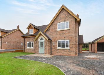 Thumbnail 3 bed detached bungalow for sale in Plot 4, Pave Lane, Chetwynd Aston, Newport