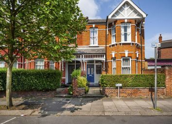 Thumbnail 3 bed maisonette for sale in Newton Road, London