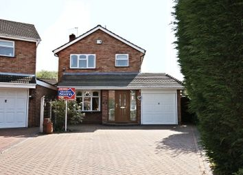 Thumbnail 3 bedroom detached house for sale in Micklewood Close, Penkridge, Stafford