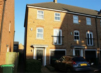 Thumbnail 4 bedroom end terrace house for sale in Gough Drive, Tipton, West Midlands