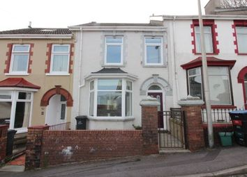 Thumbnail 3 bed terraced house for sale in Morgan Terrace, Tredegar