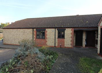 Thumbnail 2 bed terraced bungalow for sale in Ridge View, Fillingham, Gainsborough