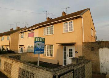 Thumbnail 3 bedroom semi-detached house to rent in Keswick Road, Worksop, Nottinghamshire