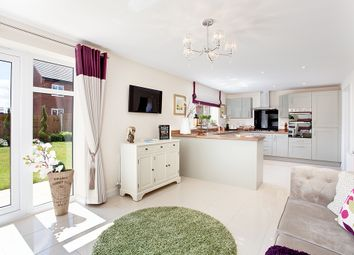 "Thumbnail 4 bed property for sale in ""The Aspen "" at Haygate Road, Wellington, Telford"