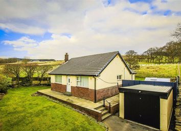 Thumbnail 2 bed detached bungalow for sale in Conway Road, Rossendale, Lancashire