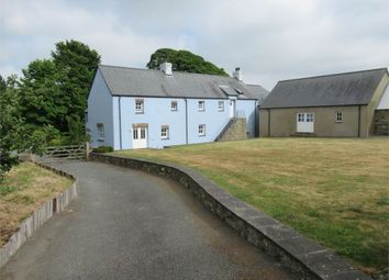 Thumbnail 4 bed detached house for sale in Ysguborwen, (Nr Newport), Felindre Farchog, Crymych, Pembrokeshire