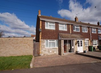 Thumbnail 3 bedroom end terrace house to rent in Herongate Road, Cheshunt, Hertfordshire