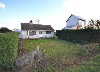 Thumbnail 2 bedroom detached bungalow to rent in Mile End Road, Prickwillow, Ely