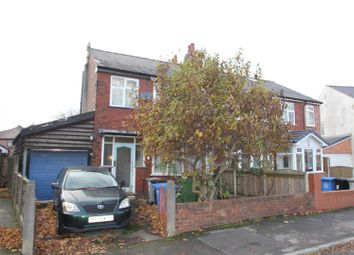 3 bed semi-detached house for sale in Bedford Road, Firswood, Manchester M16
