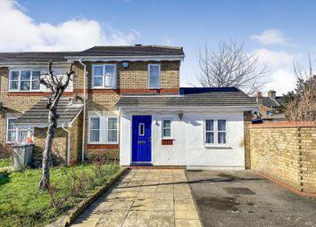 Quakers Place, London E7. 4 bed end terrace house for sale
