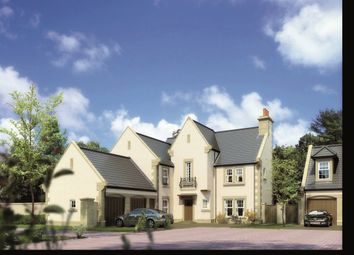 "Thumbnail 5 bed detached house for sale in ""The Tennyson"" at Rowallan Castle Estate, Off Kilmaurs Road, Kilmaurs"