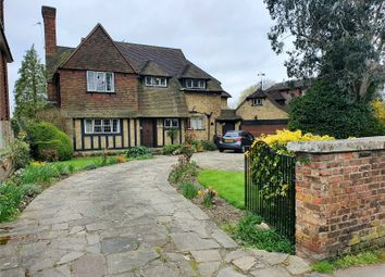 Thumbnail 4 bed detached house for sale in The Green, Southgate, London