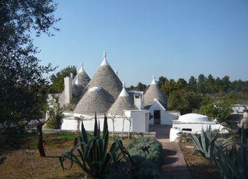 Thumbnail 3 bed farmhouse for sale in Trullo La Grotta, Martina Franca, Puglia, Italy