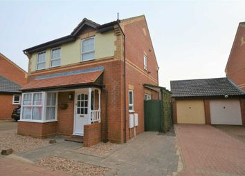 Thumbnail 3 bed detached house to rent in Hareden Croft, Emerson Valley, Milton Keynes