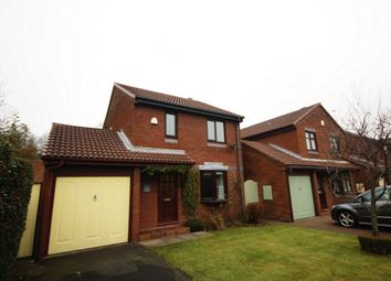 Thumbnail 3 bed detached house to rent in Hudson Close, Old Hall, Warrington