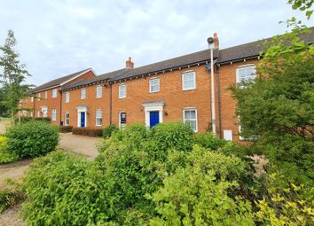 Thumbnail 4 bed terraced house for sale in Conqueror Drive, Gillingham