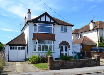 Thumbnail 3 bed detached house for sale in Herne Bay Road, Whitstable