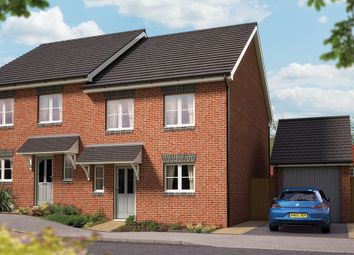 "Thumbnail 3 bed property for sale in ""The Clarendon"" at Lynchet Road, Malpas"