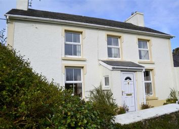 Thumbnail 4 bed cottage for sale in Llwyndafydd Road, Caerwedros, Carmarthenshire