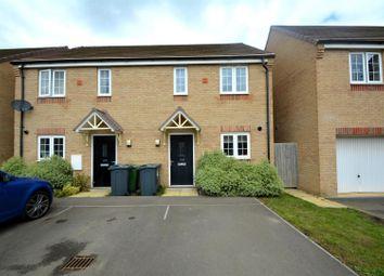 Thumbnail 2 bedroom property for sale in Apollo Avenue, Cardea, Peterborough