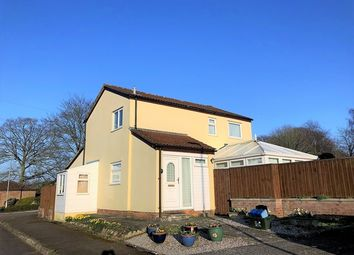 Thumbnail 3 bed detached house for sale in Roman Way, Honiton