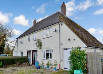 Thumbnail 3 bed semi-detached house to rent in Lodge Down, Ermin Street, Lambourn